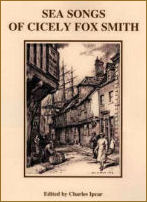 Cover of Sea Songs of Cicely Fox Smith